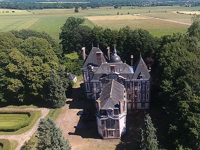 Image 1 | 9 bedroom French chateau for sale, Montreuil L Argille, Eure, Upper Normandy 201033
