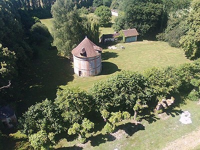 Image 2 | 9 bedroom French chateau for sale, Montreuil L Argille, Eure, Upper Normandy 201033