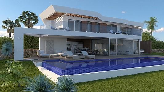 5 bedroom villa for sale, Moraira, Barcelona, Catalonia