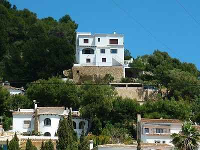 4 bedroom villa for sale, Moraira, Barcelona, Catalonia