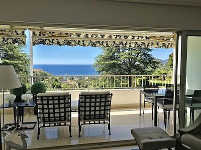 1 bedroom penthouse for sale, Croix des Gardes, Cannes, Cote d'Azur French Riviera