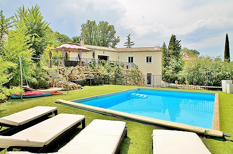 4 bedroom house for sale, Valbonne, Cote d'Azur French Riviera