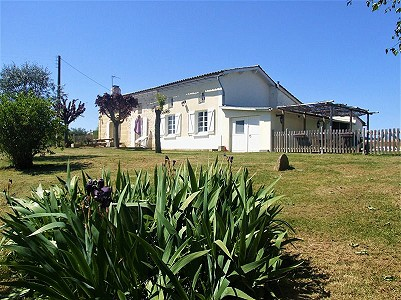 5 bedroom farmhouse for sale, Libourne, Gironde, Aquitaine