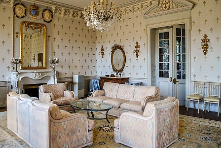 Image 3 | Beautiful 12 Bedroom Chateau for Sale, close to the Pyrenees in South West France 201247