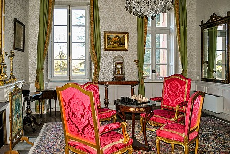 Image 4 | Beautiful 12 Bedroom Chateau for Sale, close to the Pyrenees in South West France 201247