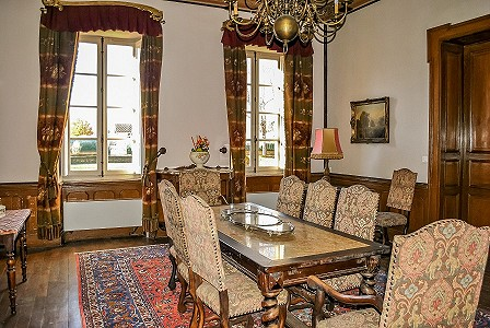 Image 5 | Beautiful 12 Bedroom Chateau for Sale, close to the Pyrenees in South West France 201247