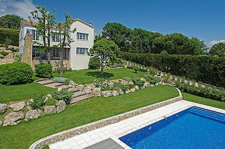 4 bedroom villa for sale, Super Cannes, Vallauris, Antibes Juan les Pins, Cote d'Azur French Riviera
