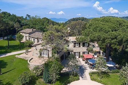 4 bedroom villa for sale, Super Cannes, Cannes, Cote d'Azur French Riviera