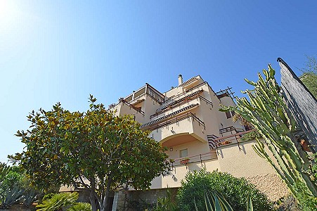 2 bedroom penthouse for sale, Sanremo, Imperia, Liguria