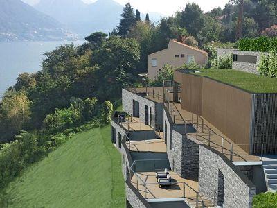 2 bedroom penthouse for sale, Cremia, Lake Como, Como