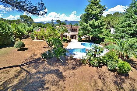 4 bedroom villa for sale, Mouans Sartoux, Valbonne, Cote d'Azur French Riviera