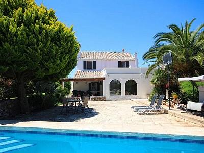 4 bedroom villa for sale, Mahon, Sant Lluis, Menorca