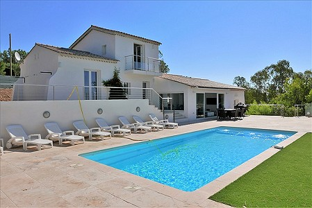 4 bedroom house for sale, Les Issambres, Var, Cote d'Azur French Riviera