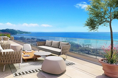 3 bedroom apartment for sale, Sainte Maxime, Cote d'Azur French Riviera
