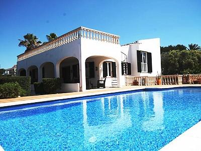 4 bedroom villa for sale, Cala Canutells, Mahon, Menorca