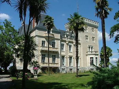 7 bedroom French chateau for sale, Pau, Pyrenees-Atlantique, Aquitaine
