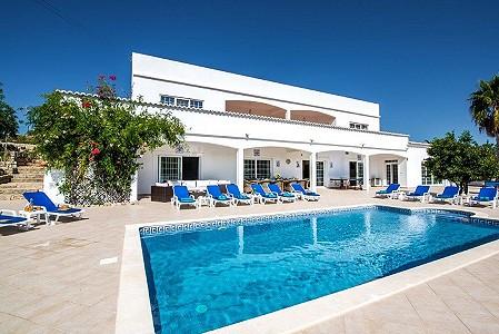5 bedroom villa for sale, Santa Barbara De Nexe, Faro, Algarve