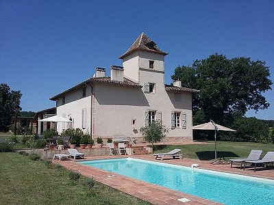 5 bedroom house for sale, Bruniquel, Tarn-et-Garonne, Midi-Pyrenees