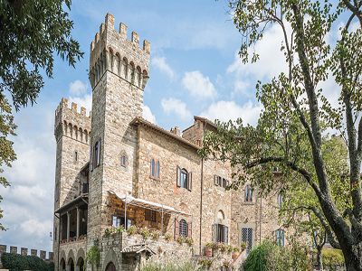 10 bedroom castle for sale, Panzano in Chianti, Florence, Tuscany