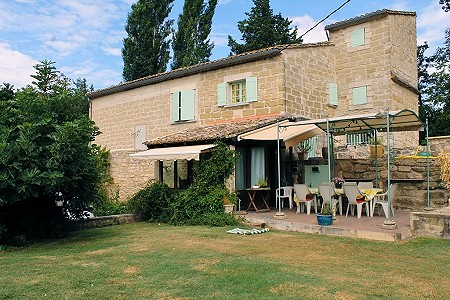 6 bedroom mill for sale, Uzes, Gard, Languedoc-Roussillon