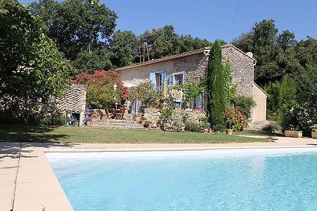 4 bedroom farmhouse for sale, Uzes, Gard, Languedoc-Roussillon