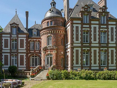 12 bedroom French chateau for sale, Lisieux, Eure, Upper Normandy