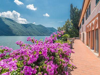 5 bedroom villa for sale, Oria, Como, Lake Lugano