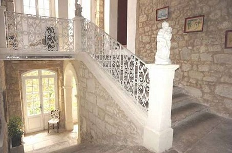 Charming 10 Bedroom Medieval Chateau for Sale near Beziers, ideal as Boutique Hotel or B&B