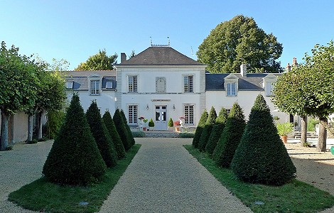 7 bedroom manor house for sale, Chinon, Indre-et-Loire, Centre