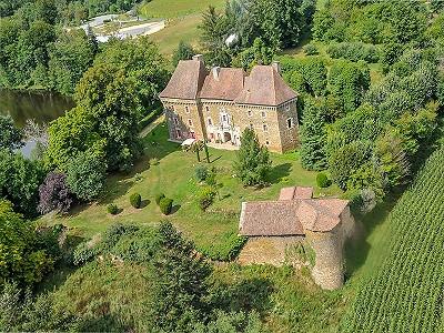 5 bedroom house for sale, La Coquille, St Pierre De Frugie, Dordogne, Aquitaine