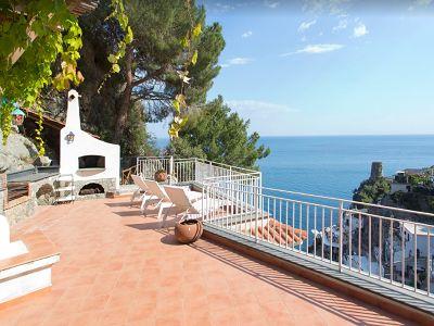 Image 10 | 3 bedroom villa for sale with 1,040m2 of land, Praiano, Salerno, Campania 201744