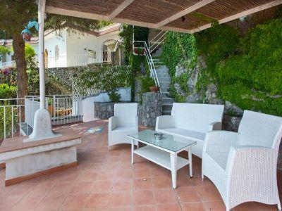 Image 11 | 3 bedroom villa for sale with 1,040m2 of land, Praiano, Salerno, Campania 201744