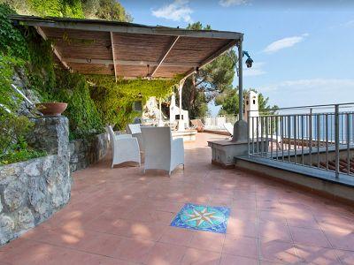 Image 8 | 3 bedroom villa for sale with 1,040m2 of land, Praiano, Salerno, Campania 201744