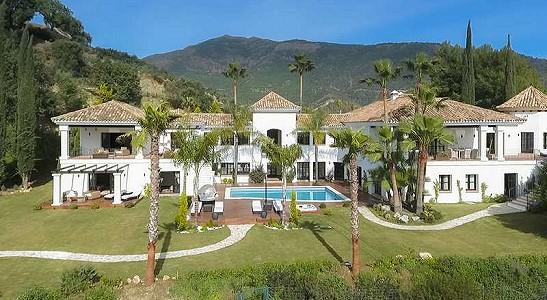 6 bedroom villa for sale, La Zagaleta, Benahavis, Malaga Costa del Sol, Andalucia