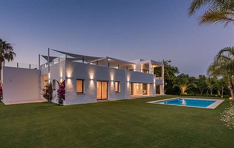 5 bedroom villa for sale, Casasola, Estepona, Malaga Costa del Sol, Andalucia