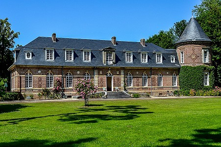 10 bedroom French chateau for sale, Friville Escarbotin, Somme, Picardy