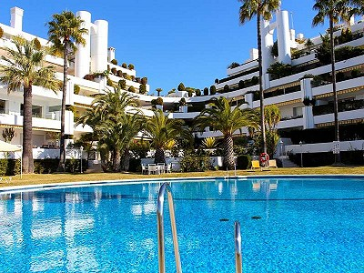 5 bedroom penthouse for sale, Marbella Golden Mile, Malaga Costa del Sol, Andalucia