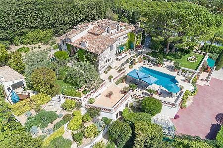 7 bedroom villa for sale, Cannes, Cote d'Azur French Riviera
