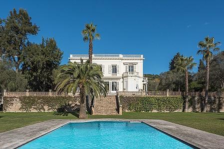 8 bedroom villa for sale, Cannes, Cote d'Azur French Riviera