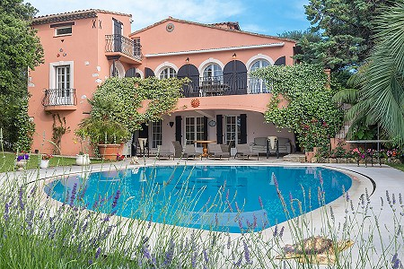 5 bedroom villa for sale, Cap d'Antibes, Antibes Juan les Pins, Cote d'Azur French Riviera
