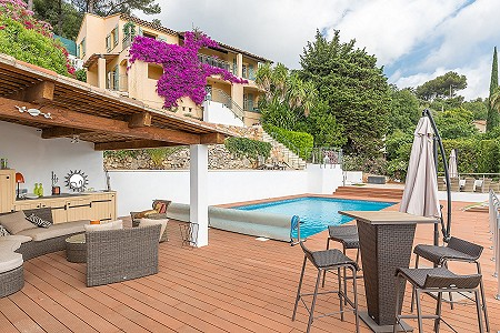 4 bedroom villa for sale, Vallauris, Antibes Juan les Pins, Cote d'Azur French Riviera