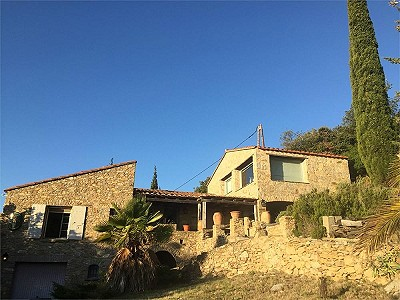 3 bedroom farmhouse for sale, Camelas, Pyrenees-Orientales, Languedoc-Roussillon
