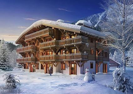 2 bedroom apartment for sale, Les Praz, Chamonix, Haute-Savoie, Rhone-Alpes