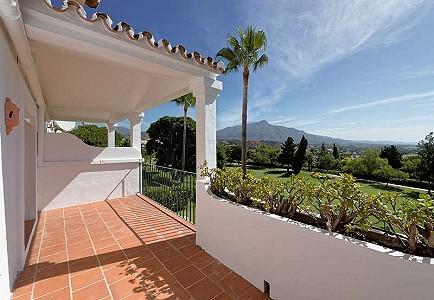 5 bedroom townhouse for sale, La Quinta, Benahavis, Malaga Costa del Sol, Andalucia