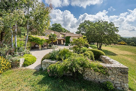 7 bedroom manor house for sale, Murs, Vaucluse, Provence
