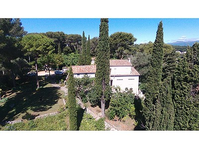 5 bedroom villa for sale, Vallauris, Alpes-Maritimes, Cote d'Azur French Riviera