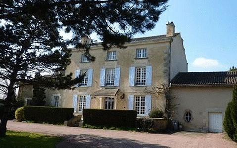 7 bedroom manor house for sale, Vivonne, Vienne, Poitou-Charentes