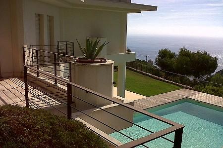 3 bedroom villa for sale, Chemin Romain, Eze Cap d'Ail, Cote d'Azur French Riviera