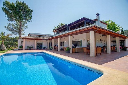5 bedroom villa for sale, Balcon al Mar, Xabia, Valencia