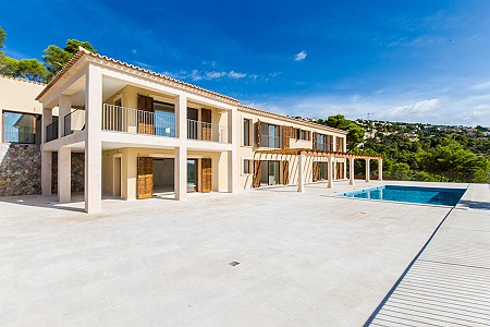Image 1 | 5 bedroom villa for sale with 3 hectares of land, Andratx, South Western Mallorca, Mallorca 202032